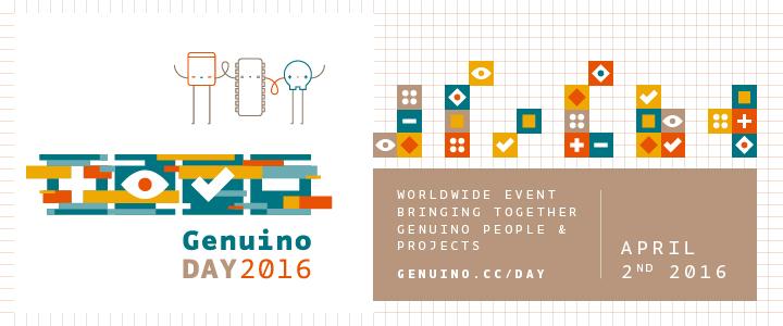 Arduino day 2016 Banner